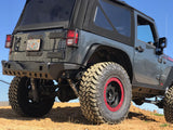 "MOTOBILT JEEP JK ""CRUSHER"" REAR BUMPER"