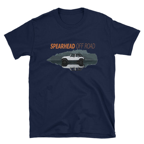 Spearhead Off Road Short-Sleeve Unisex T-Shirt