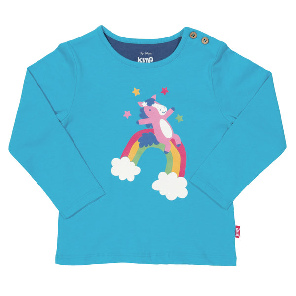 Kite - Langarm-Shirt Pony
