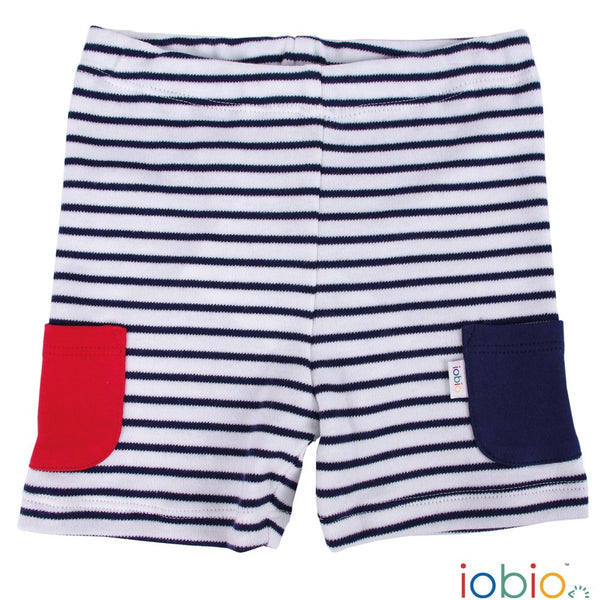 iobio - Shorts gestreift
