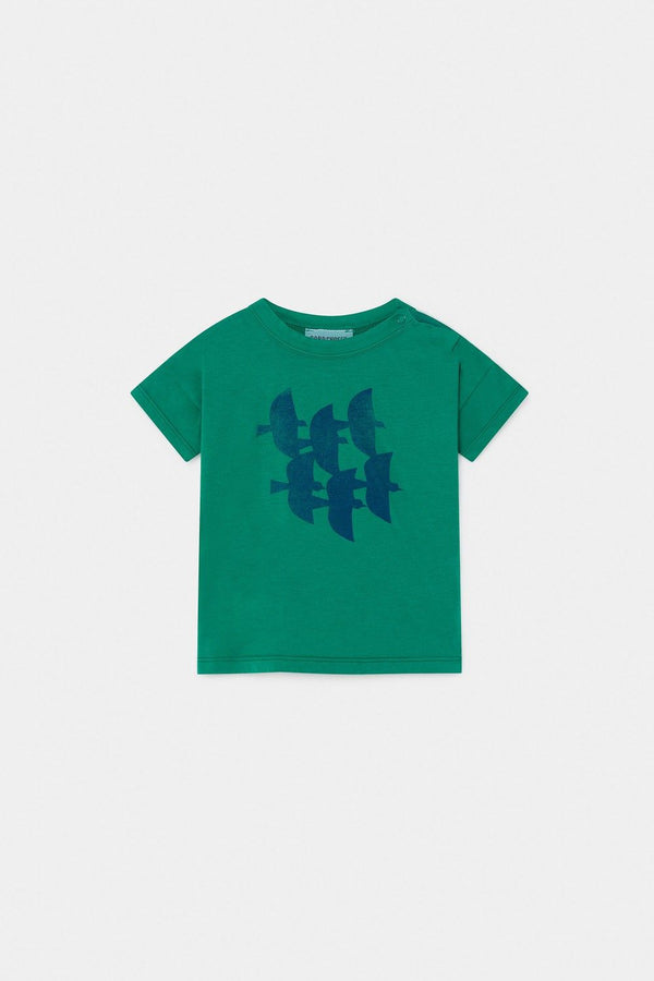 Bobo Choses T-Shirt Flying Birds
