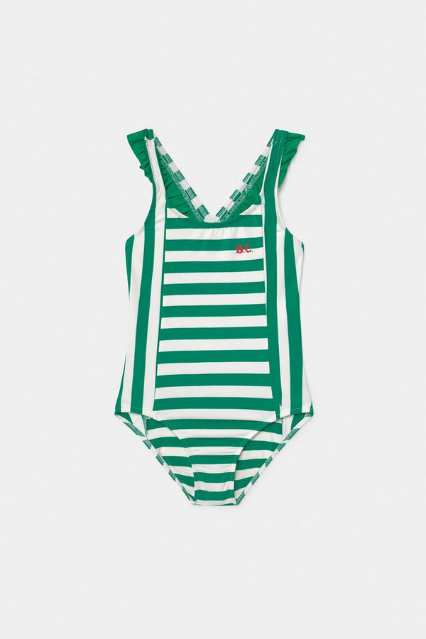 Bobo Choses Striped Swimsuit