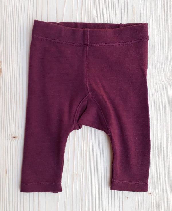 H&C Lotta Leggings bordeaux