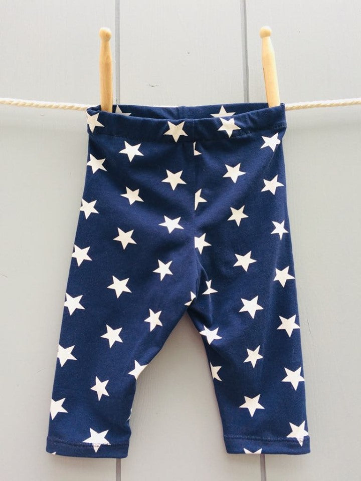 strick_bine Baby-Leggings Jersey