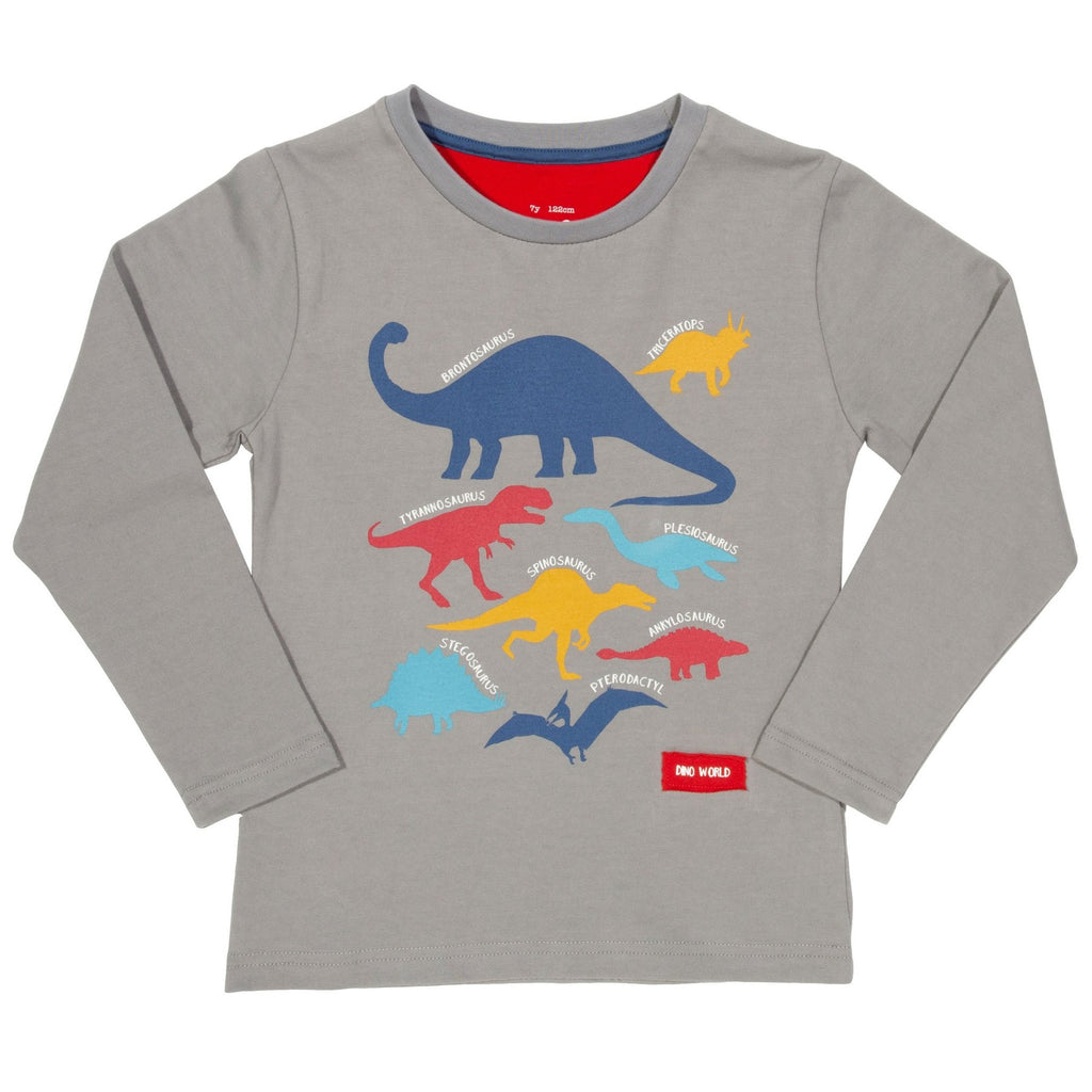 Kite - Dino World Langarm-Shirt