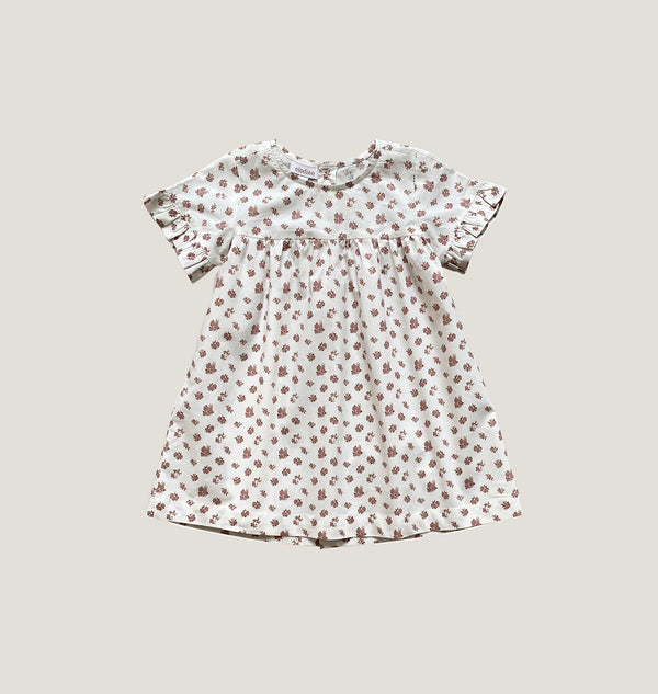 Odieé - Kleid Laura Rose Bloom