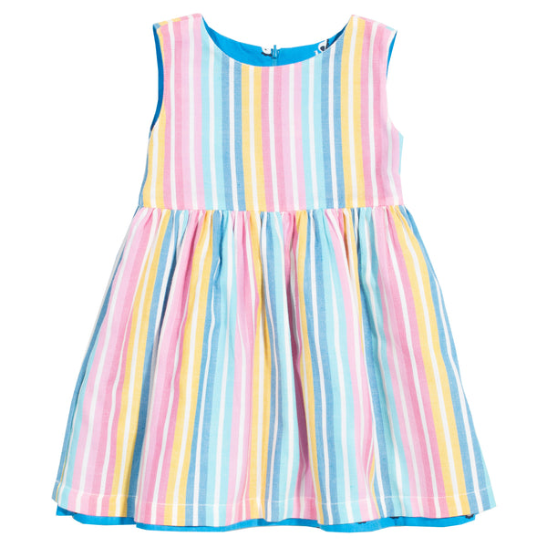 Kite - 2in1-Kleid Seahorse/Stripes/ Gr. 74/80