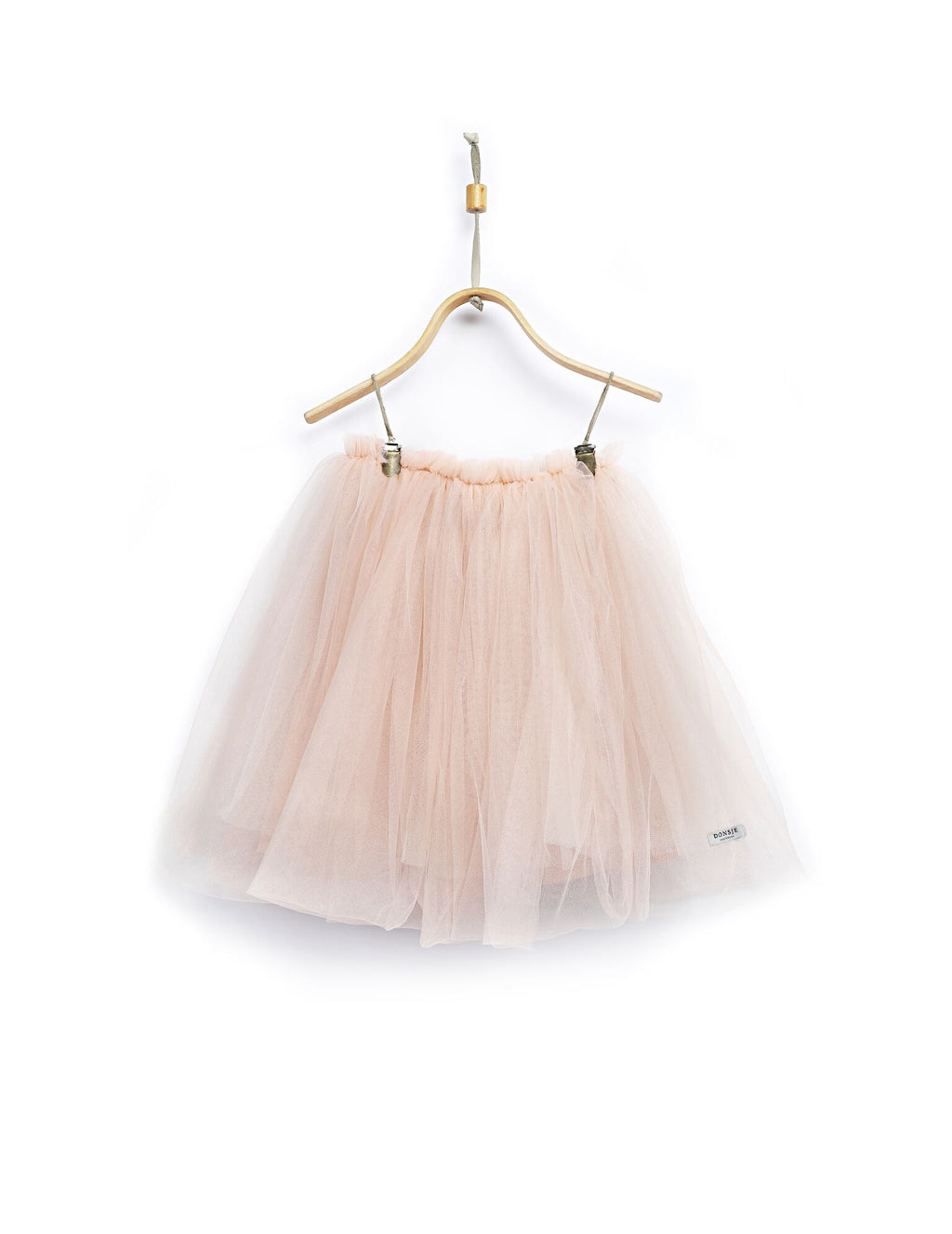 Donsje - Fay Skirt Powder Metallic 2-3Y