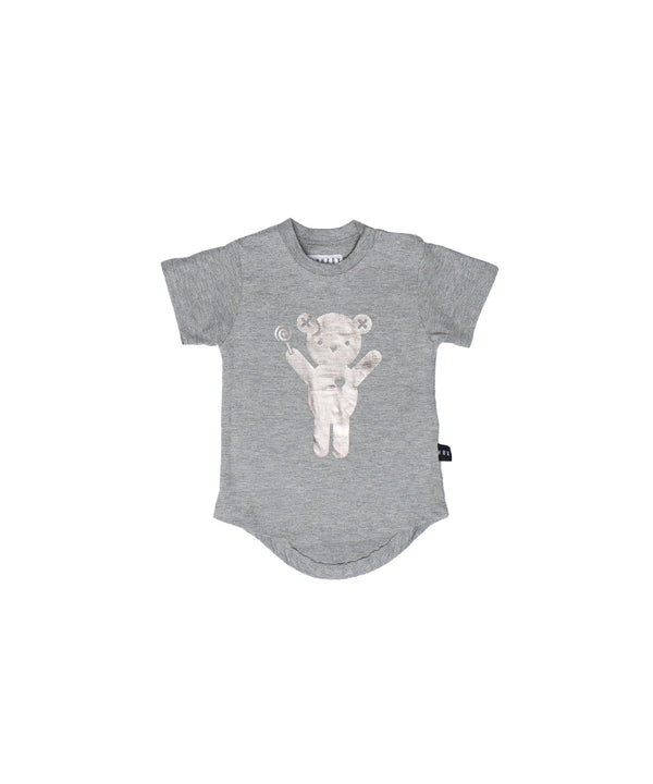 Gunmetal Bear T-Shirt