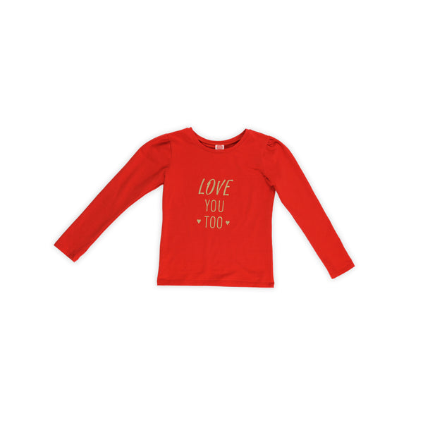 PETITE MARIE - Shirt LOVE YOU TOO