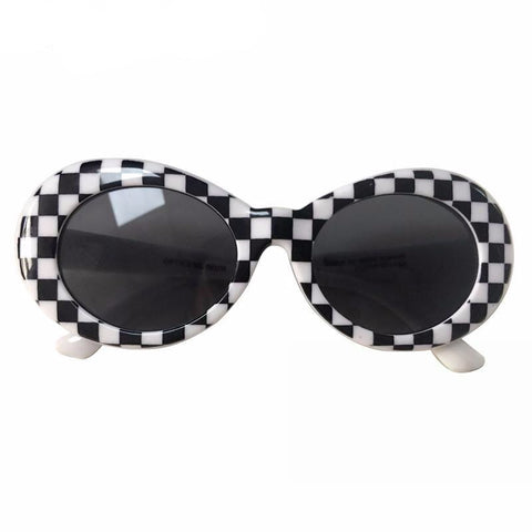 Checkered 21 ACE Goggles
