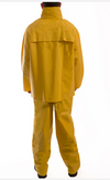 Tingley Comfort Tuff Rain Jacket and Bib Combo Orange and Yellow