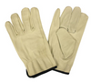 Genuine Leather Driver's Glove - Keystone Thumb