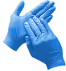 Great Glove 100% Nitrile Gloves Textured 100/box