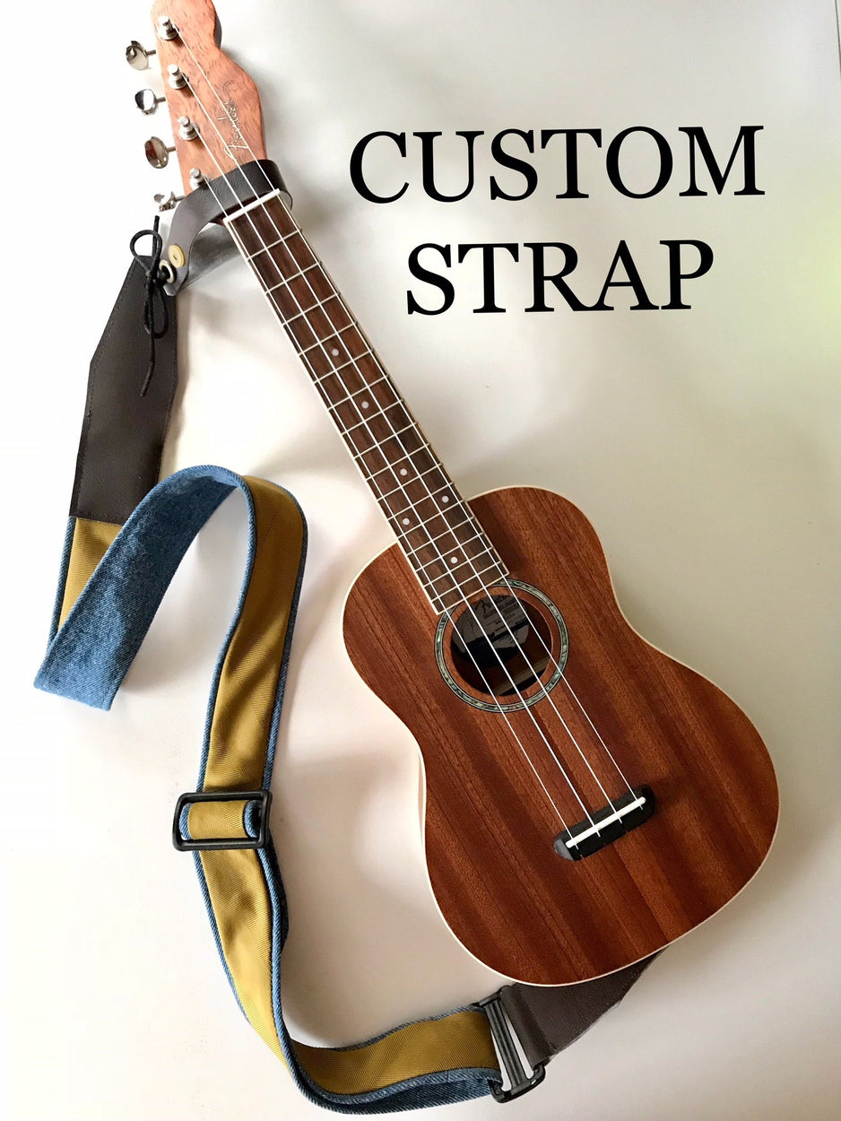 Custom Strap From YOUR Clothing