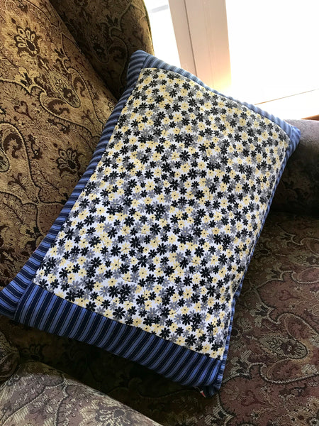 Memory Pillow -  LARGE (2-5 articles of clothing, pieced)