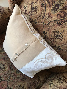 memory pillow from clothing