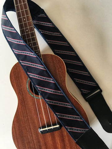 Handmade Adjustable Ukulele/Guitar Strap
