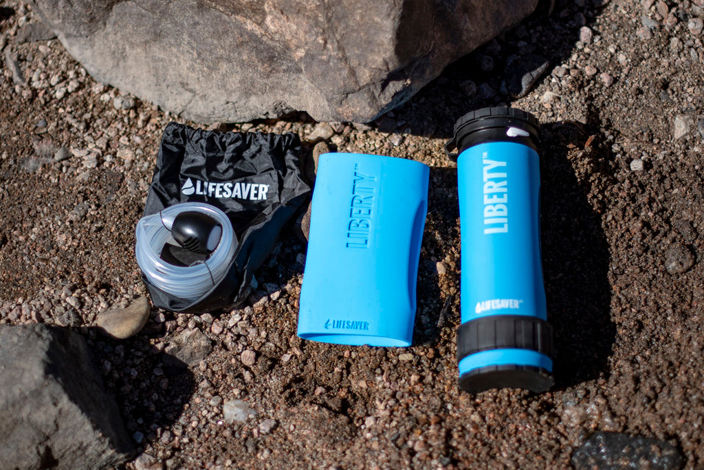 Lifesaver Liberty water filter review