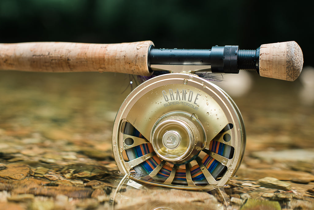 From Bass to Bluewater: Redington Predator & Grande Reel