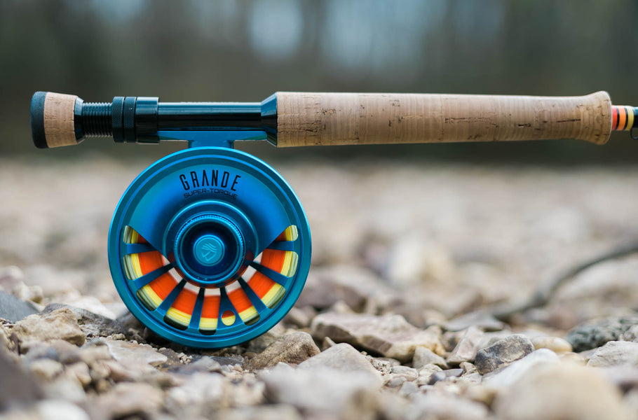 Redington Butterstick and Grande Reel