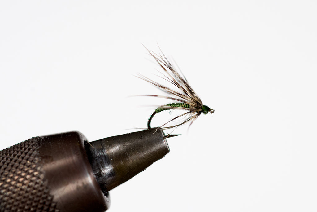 Fly Tying: Soft Hackle