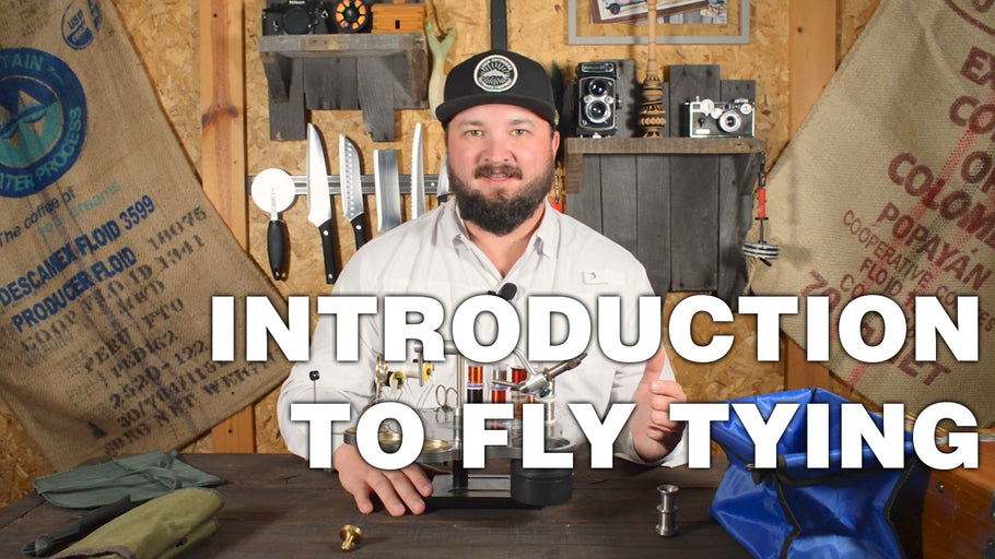 Introduction to Fly Tying