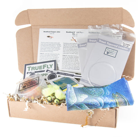 TrueFly Supply Subscription Fly Box