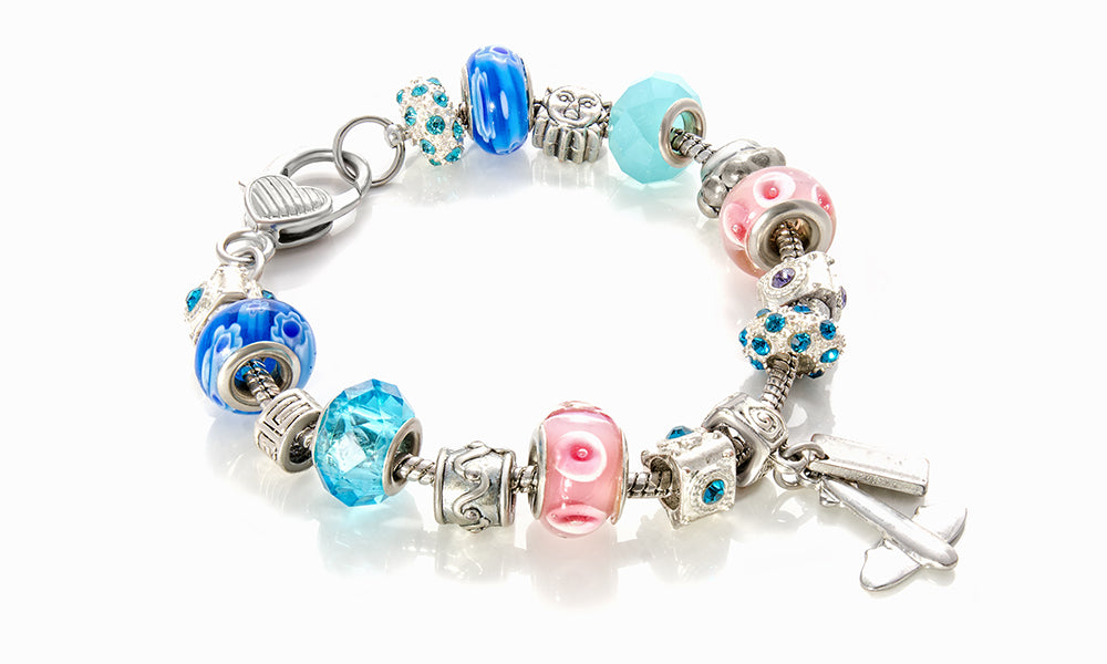 3 Top Brands of Charm Bracelets