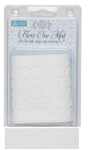 Squires Kitchen Flexi-Ice Lace Mat - Honeycombe