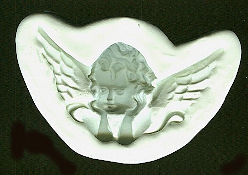 Diamond Paste Moulds - Cherub Small 45mm x 30mm