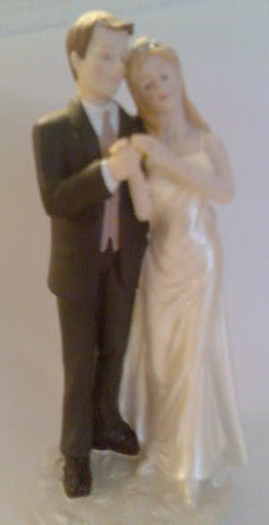 Wedding Topper - Bride and Groom - CB 58R410