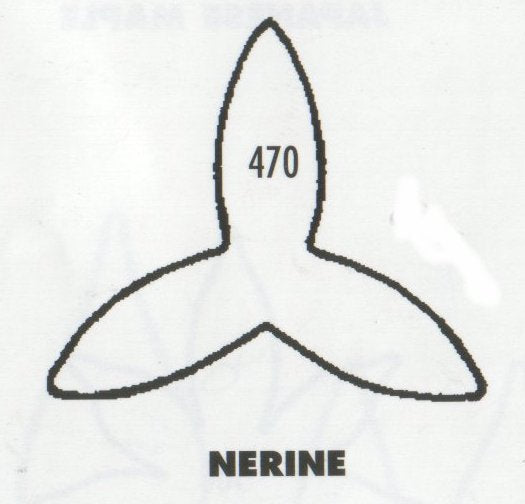 Nerine 470 (35mm).  TinkerTech Two Cutters