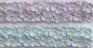 Karen Davies Mould - Hydrangea Border