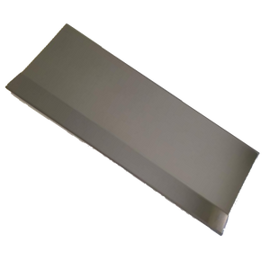 "10"" Side Scraper - Stainless Steel"