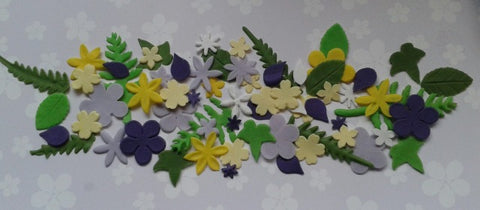A Piece of Cake Flower Paste (Gumpaste) - Spring Flowers