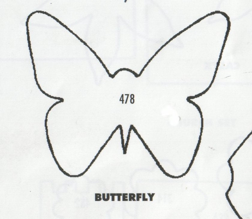 Butterfly 478 (50mm) TinkerTech Two Cutters