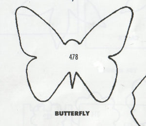 TinkerTech Two Cutters - Butterfly 478 (50mm)