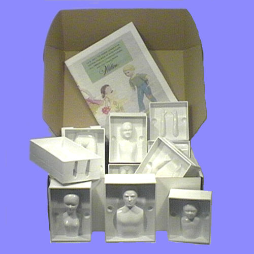 PME Moulds - People moulds