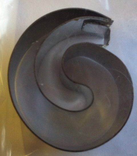Fine Cut (Metal) Cutters  - Spiral 25mm (9200)