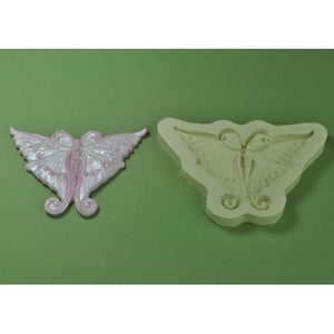 Benison Mould - Butterly  (Art Deco)