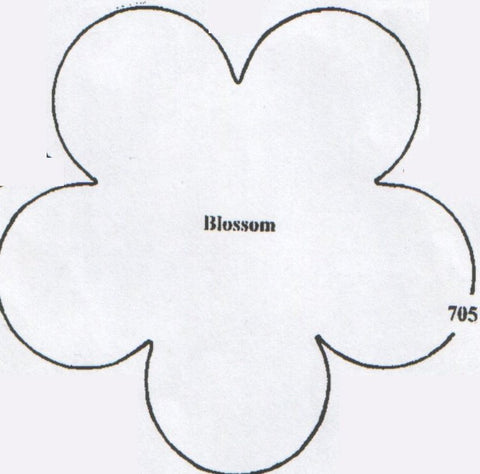Blossom 705 (95mm).  TinkerTech Two Cutters