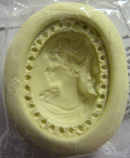 Diamond Paste Moulds - Cameo