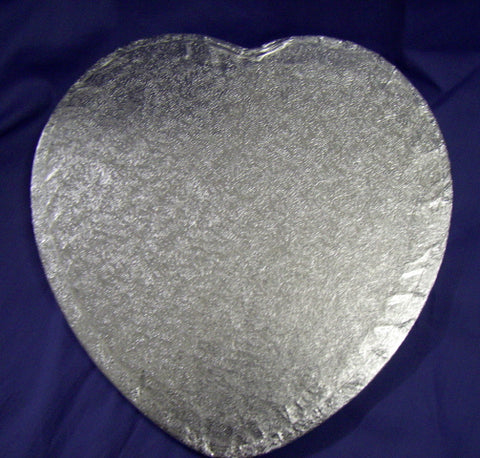 Drum Cake Board - Heart
