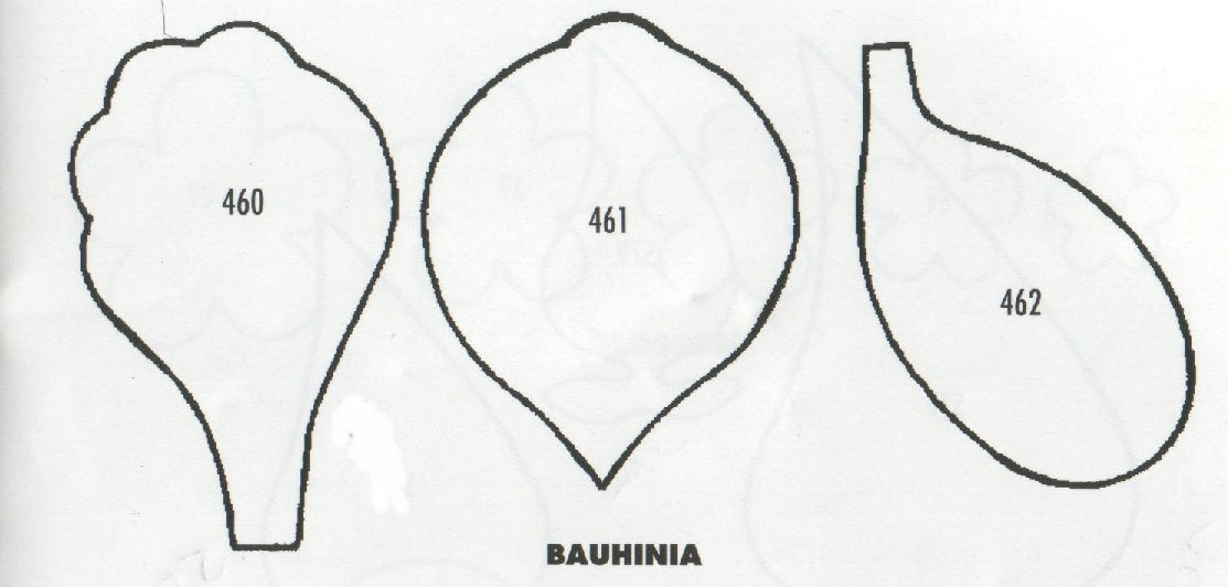 Bauhinia 460/461/462 (50mm).  TinkerTech Two Cutters