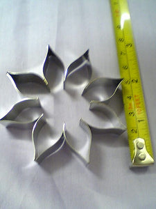 Clematis 8 point - Alison Procter Cutters