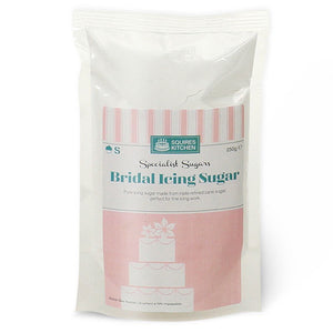 Bridal Icing Sugar - 2 kilos -  to order only (2 weeks)