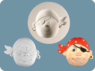 FPC Mould Pirate Face (2)