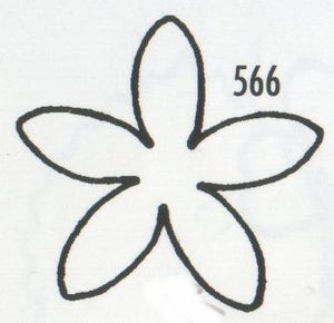 Stephanotis 566 (25mm)  TinkerTech Two Cutters