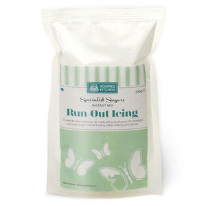 Run-Out Icing Powder Mix